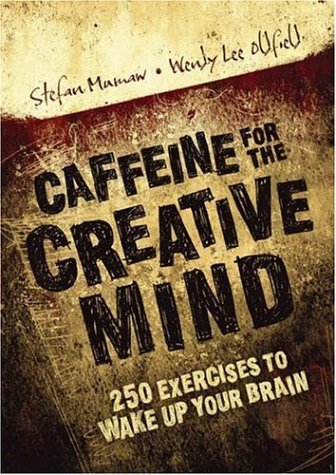 Caffeine for the Creative Mind book cover
