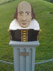 Lego Shakey
